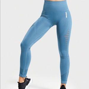 GYMSHARK Energy+ High rise seamless leggings